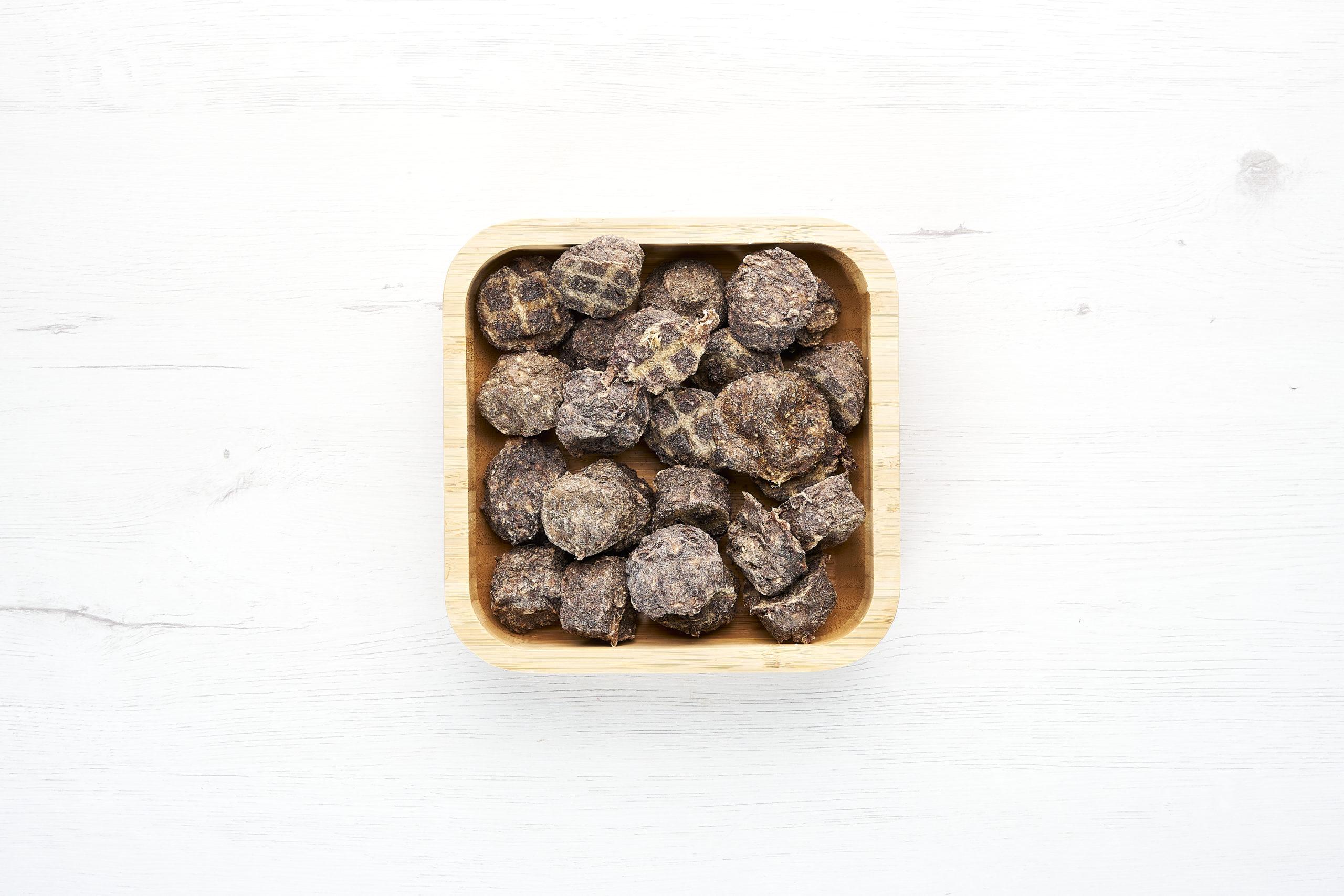 Cookies de Pulmón de ternera